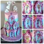 Girls Birthday Cake Equestria Girls Birthday Cake Cakecentral