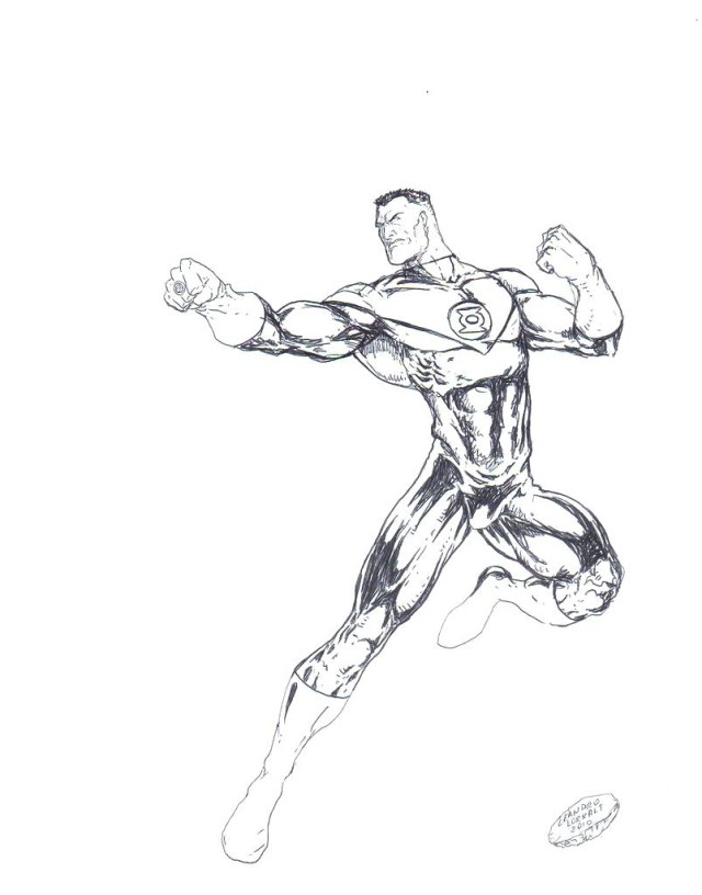 Green Lantern Coloring Pages Green Lantern Coloring Page Book As Well Trend Medium Size Free