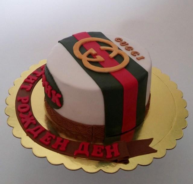 Gucci Birthday Cake Cakesophia Gucci Cake