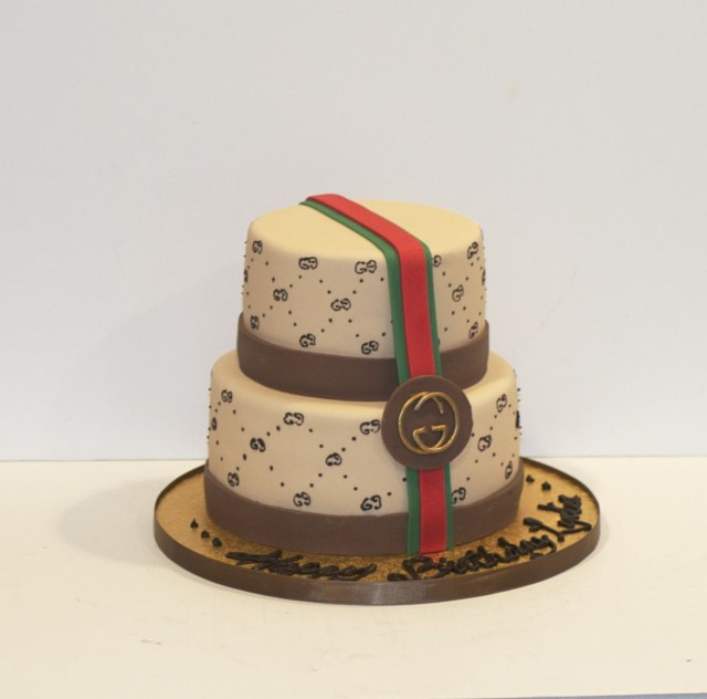 Gucci Birthday Cake Gucci Birthday Cake Desserts Rondi Cake Gallery Pinterest