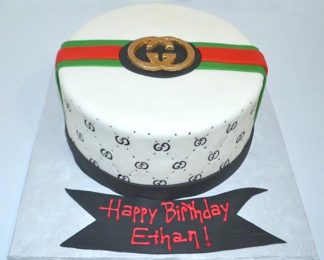 Gucci Birthday Cake Gucci Cake Ideas Gucci Birthday Cake Images Wondercraftnetworks