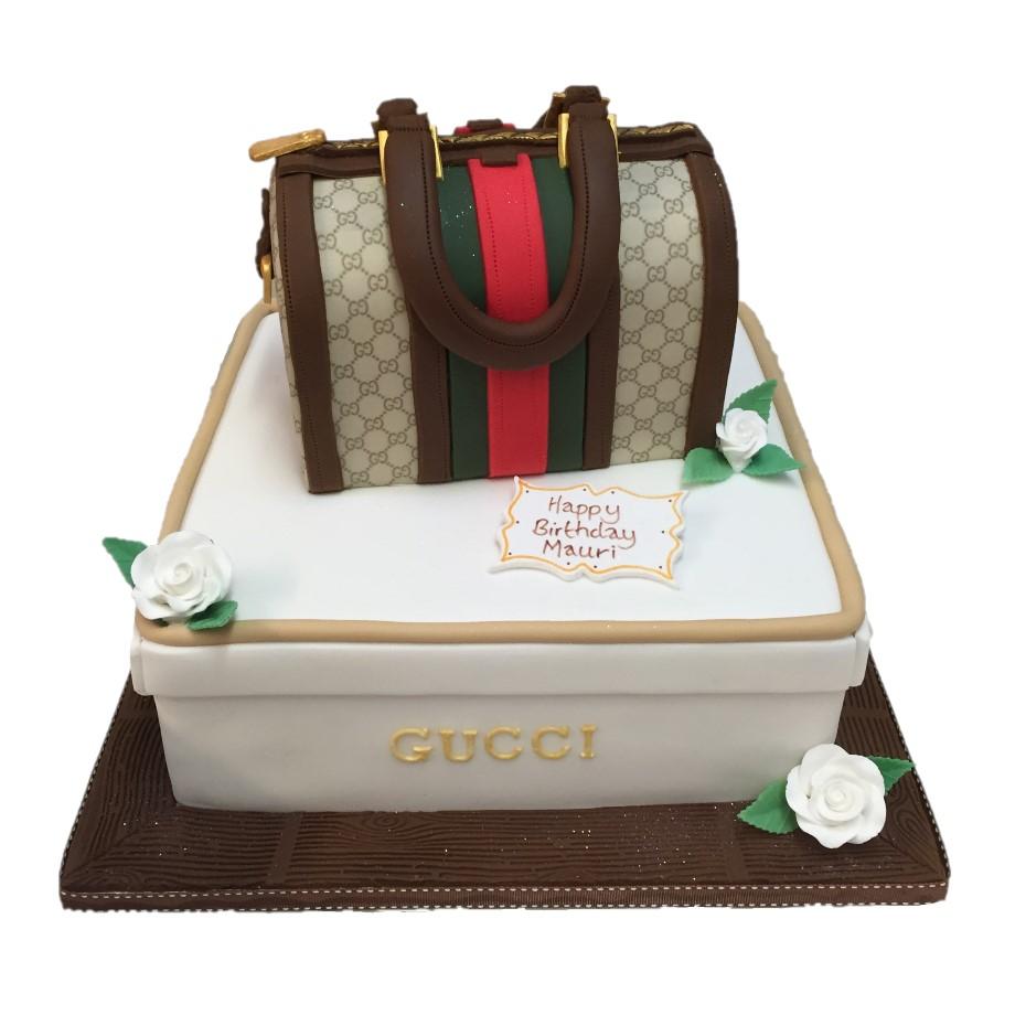 Gucci Birthday Cake Gucci Handbag Cake
