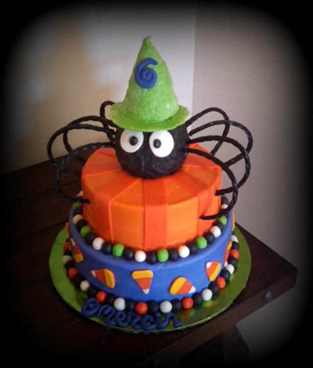 Halloween Birthday Cake Ideas Halloween Birthday Cake Cakecentral