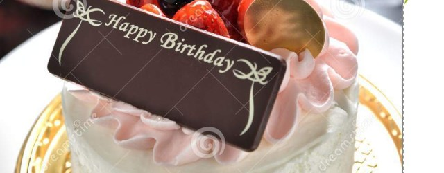 Happy Birthday Cakes With Name Birthday Cake With Name Tag Stock Image Image Of Chocolate Cheer