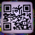 Happy Birthday Mike Cake Qr Code For My Geeky Friend It Said Happy Birthday Mike When You