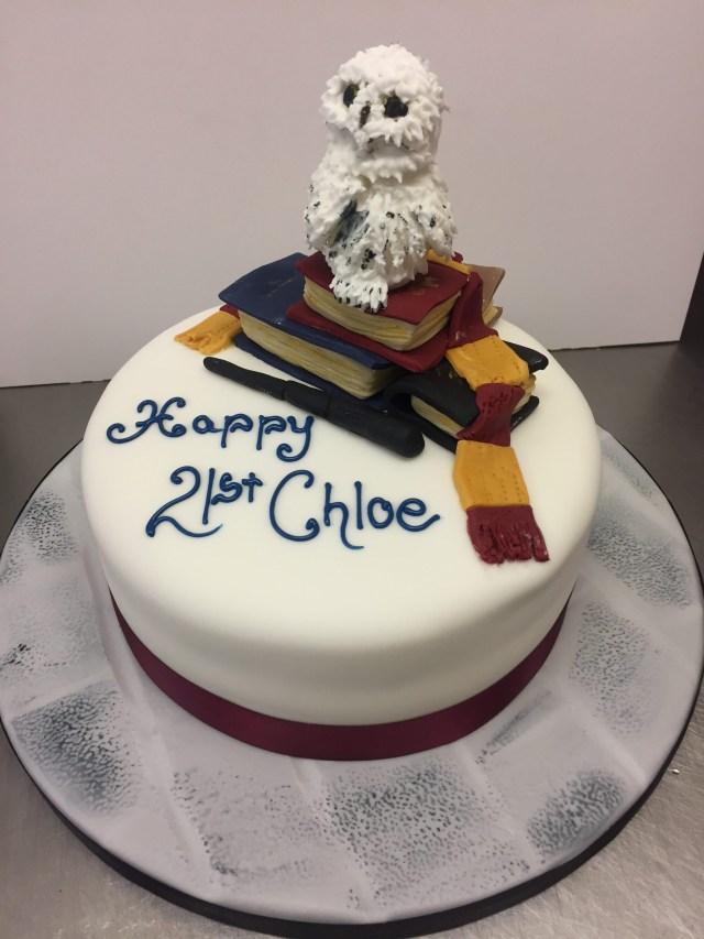 Harry Potter Birthday Cake Harry Potter Birthday Cake M Rays Bakery