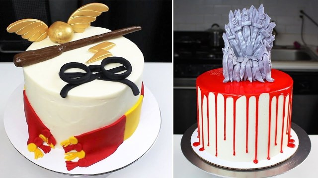 Harry Potter Birthday Cake Top Best Birthday Cake Decorating Ideas Harry Potter Game Of