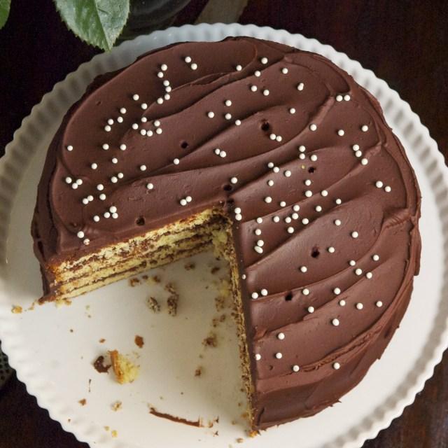 Homemade Birthday Cake Recipes Birthday Cake Scarpetta Dolcetto