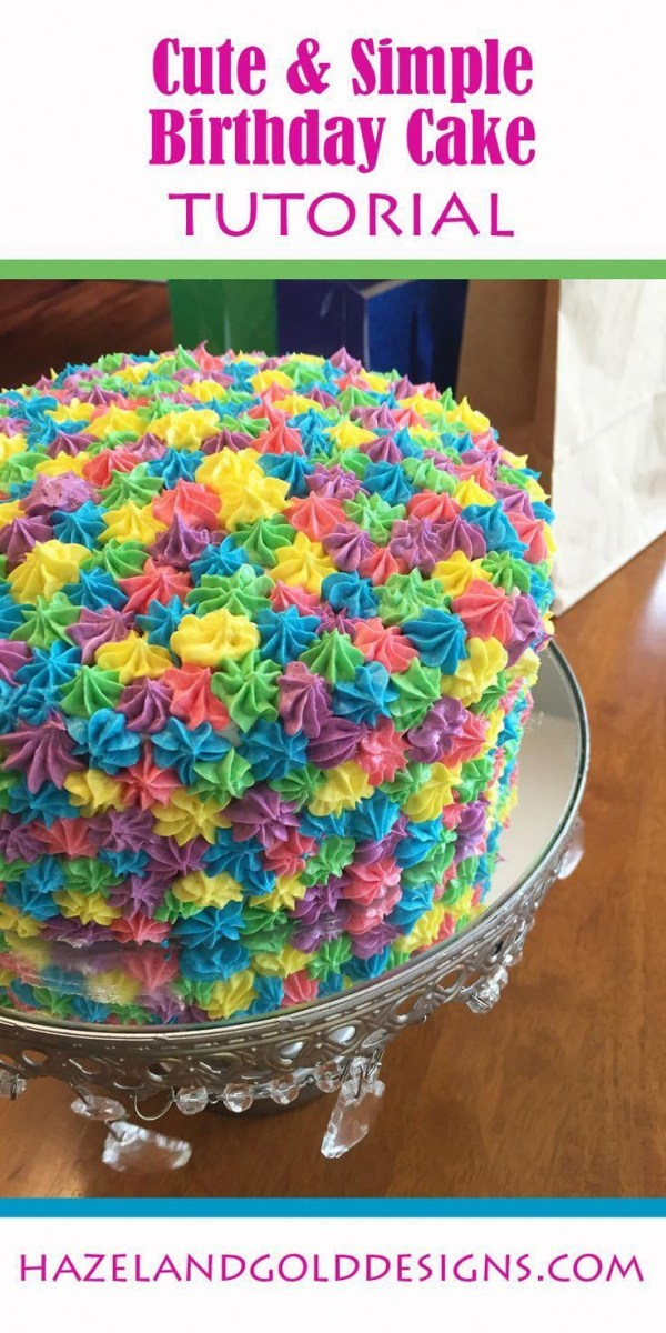 Homemade Birthday Cake Recipes Rainbow Birthday Cake Tenley Pinterest Birthday Cake Cake