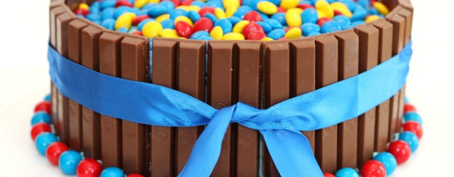Kit Kat Birthday Cake Birthday Kit Kat Cake For Boys Mom Vs The Boys
