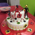 Ladybug Birthday Cake Miraculous Ladybug Birthday Cake Marlyns Party Ideas Pinterest