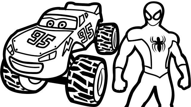 Lightning Mcqueen Coloring Pages Mcqueen Coloring Page Coloring Pages For Kids