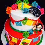 Mexican Birthday Cake Mexican Fiesta Birthday Cake My Bridal Shower Pinterest Fiesta