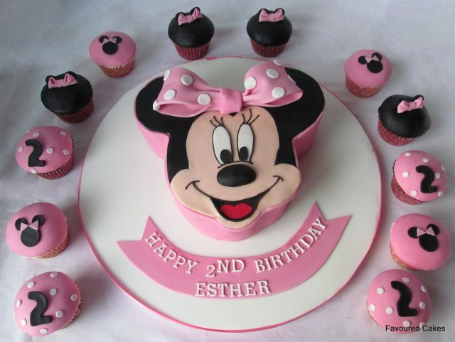 Mickey Mouse Birthday Cakes Minnie Mouse Cakes Decoration Ideas Little Birthday Cakes
