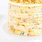 Milk Bar Birthday Cake Momofuku Birthday Cake Brown Eyed Baker