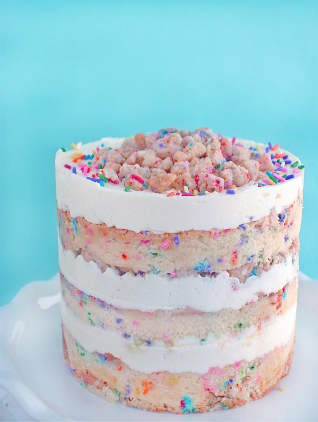 Milk Bar Birthday Cake Momofuku Milk Bar Birthday Layer Cake Deliciously Declassified