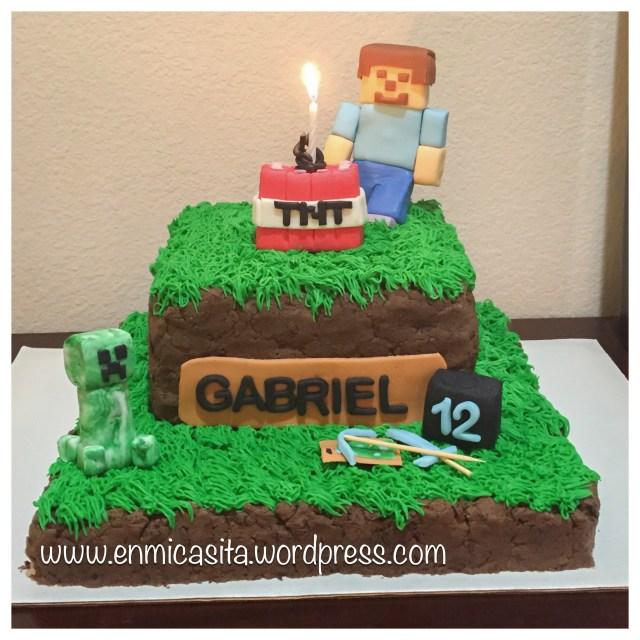 Minecraft Birthday Cake Toppers Elegant Minecraft Birthday Cake Toppers Floyddeanflycasting