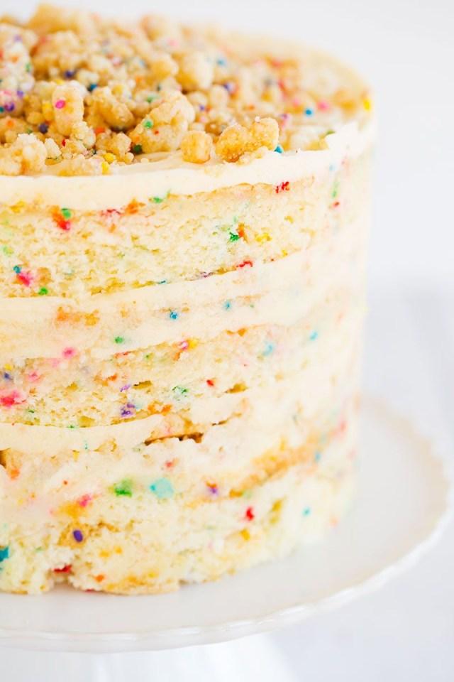 Momofuku Birthday Cake Momofuku Birthday Cake Recipe Cake Recipes Cake Momofuku