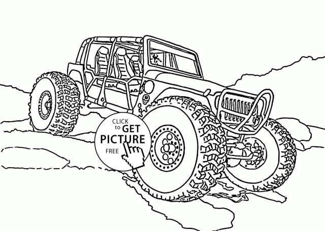 Monster Jam Coloring Pages Monster Jam Coloring Pages Valid Mini Truck Page For Kids