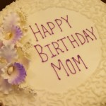 Mother Birthday Cake 10 Summer Happy Birthday Mom Cakes Photo Happy Birthday Mom Cake