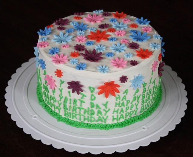 Mother Birthday Cake Mommy Birthday Cakes