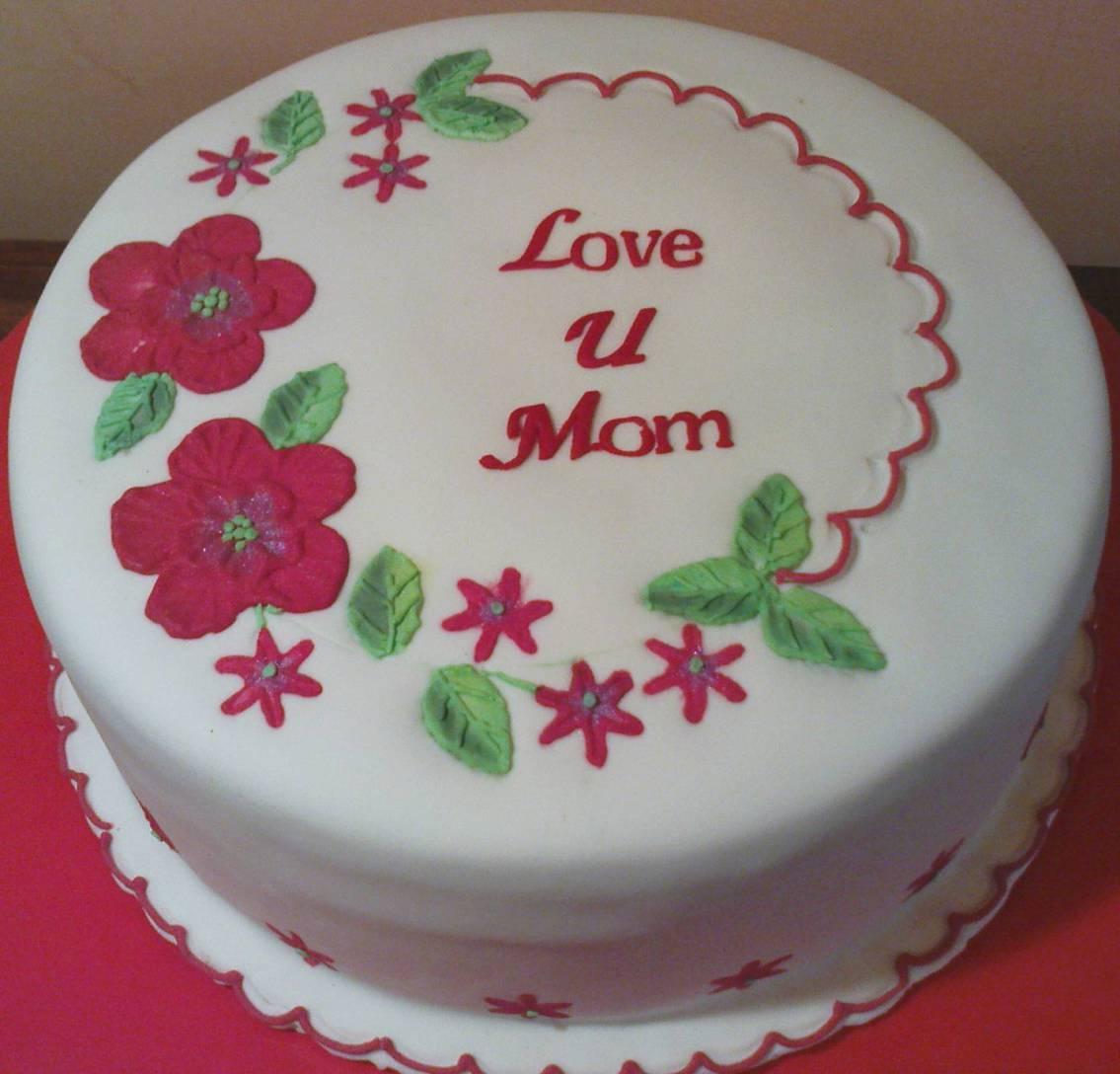 Mother Birthday Cake Cakes Colorfulbirthdaycakegq