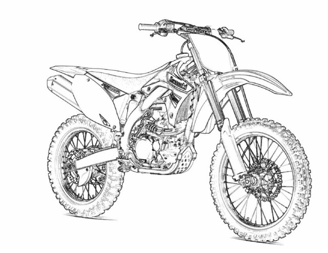 Motorcycle Coloring Pages Free Motorcycle Coloring Pages At Getdrawings Free For