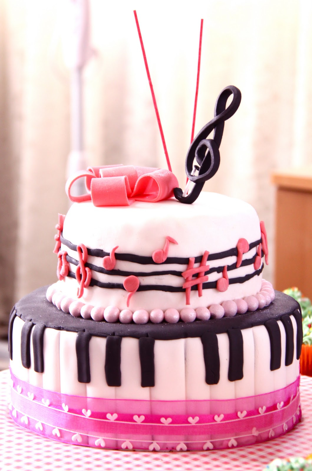 Music Birthday Cakes 11 Art Photo Cake Ideas
