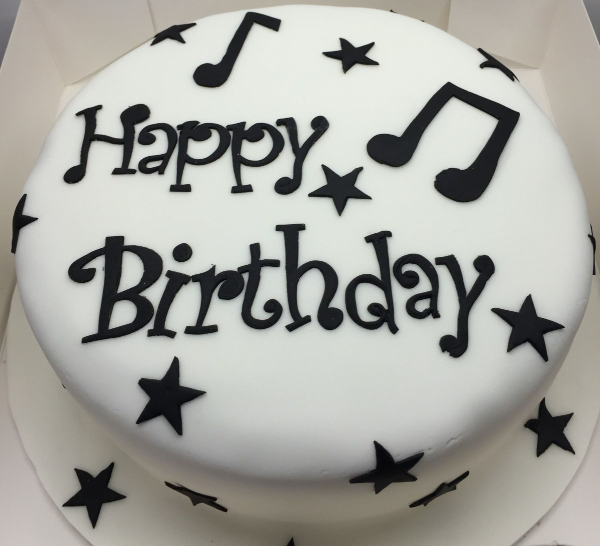 35+ Wonderful Picture of Music Birthday Cakes