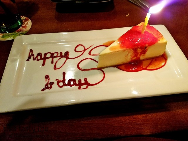 Olive Garden Birthday Cake Where To Eat For Free Birthday Meals In San Diego This Tasty Life