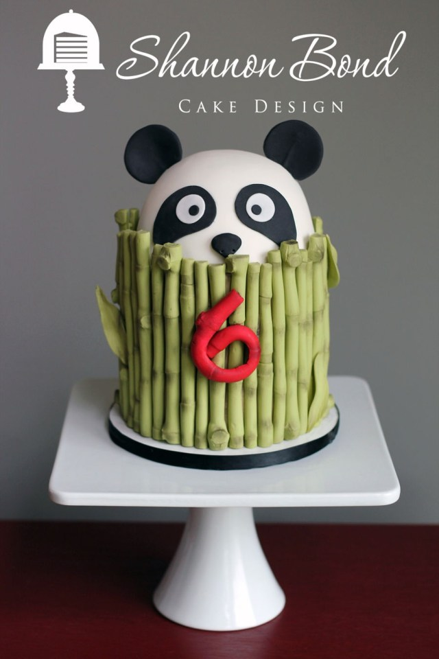 Panda Birthday Cake Panda Birthday Cake Cakecentral