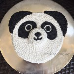 Panda Birthday Cake Panda Birthday Cake Chocolate Banana Mousse Baking Language
