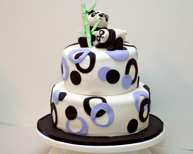 Panda Birthday Cake Panda Cakes Best Google Search Birthday Cake Ideas Panda Cakes
