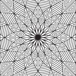 Pattern Coloring Pages Circle Pattern Coloring Pages Fresh Free Printable Christmas Of 48