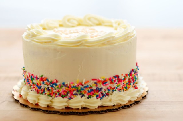 Photo Birthday Cake Birthday Cake Flavor Has Taken Over 3 Musketeers Oreos And More Vox