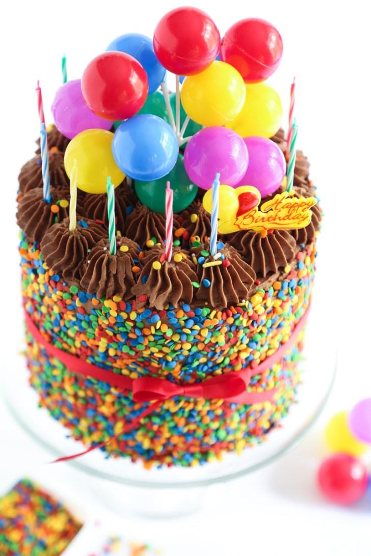 25+ Marvelous Image of Photo Birthday Cake