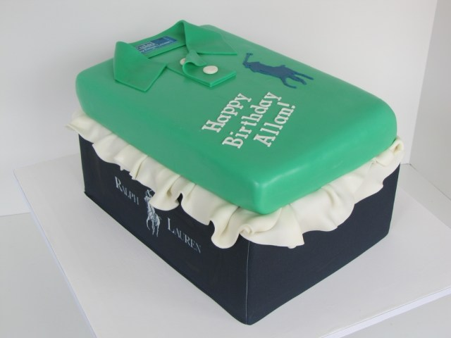 Polo Birthday Cake Ralph Lauren Polo Birthday Cake Cakecentral