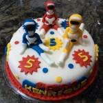 Power Ranger Birthday Cakes 8 Power Ranger Birthday Party Cakes Photo Power Rangers Birthday