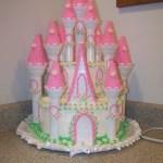 Princess 1St Birthday Cake The Red Headed Baker Princess 1st Birthday Cake