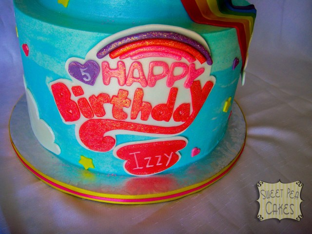 Rainbow Dash Birthday Cake Rainbow Dash Birthday Cake A Photo On Flickriver