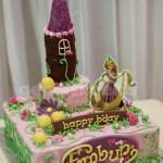 Rapunzel Birthday Cake Gendiskoekis Rapunzel Birthday Cake