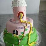 Rapunzel Birthday Cake Rapunzel Birthday Cakes