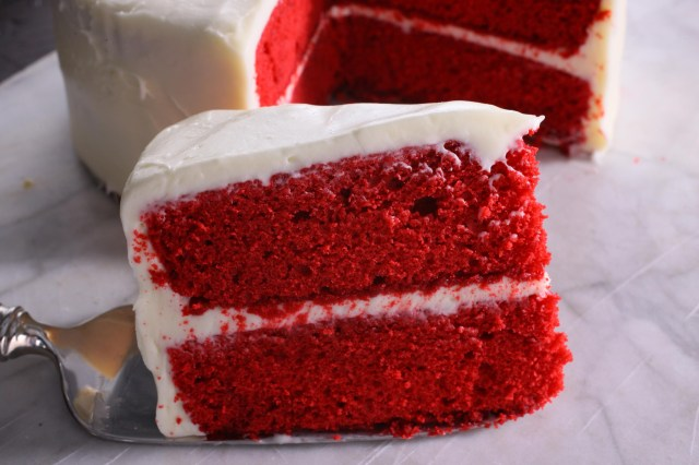 Red Birthday Cake Red Velvet Cake Recipe Chowhound