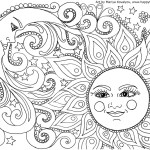 Relaxing Coloring Pages Happy Family Art Original And Fun Coloring Pages