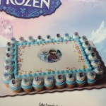 Sams Club Birthday Cake Frozen Sams Club Birthday Cakecupcake Combo Frozen Bday