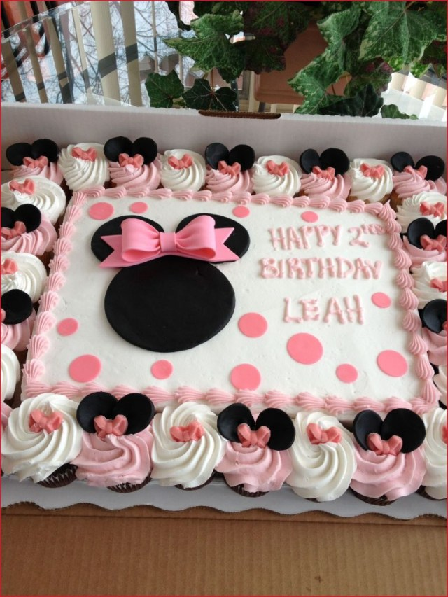 Sams Club Birthday Cake Sams Club Birthday Cakes 50141 Minnie Mouse Cake After Not Wanting