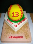 Softball Birthday Cakes Softball Birthday Cake I Need To Find Someone Who Can Make This For