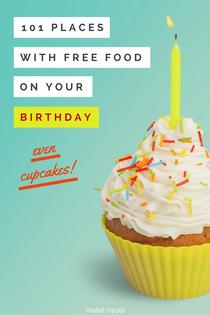 Sonic Birthday Cake Shake 101 Restaurants With Free Food On Your