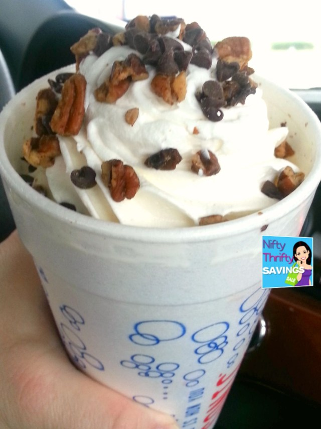 Sonic Birthday Cake Shake New Sonic Master Blast At Sonic Drive In Amazing Pinterest