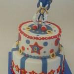 Sonic Birthday Cake Shake Sonic Cake Karver In 2018 Sonic Cake Sonic Birthday Cake